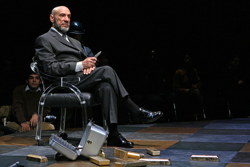 "F. Murray Abraham in ""Merchant of Venice"""