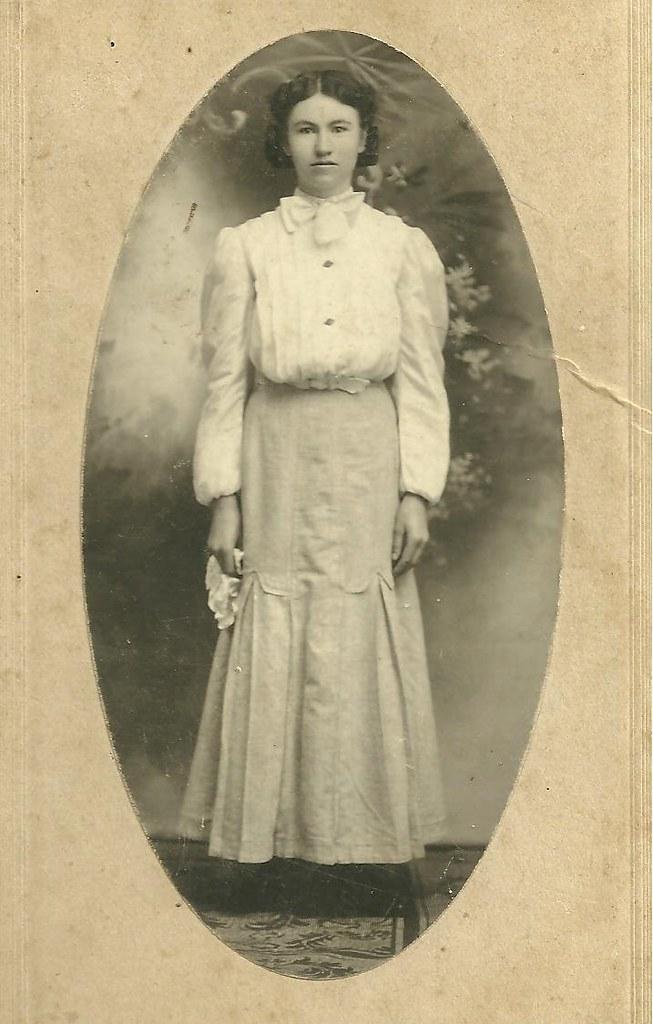 Blanch Bates 1910