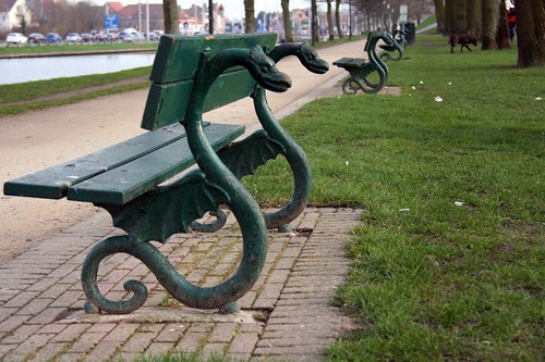Bruges Benches