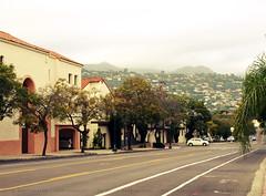 Santa Barbara (Ole Lukoie) Tags: california street santabarbara hills