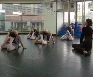 兒童芭蕾舞教學