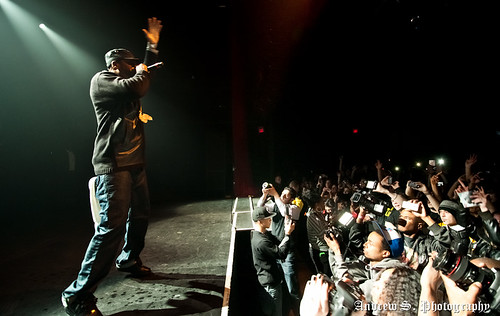 Method Man @ Sound Academy