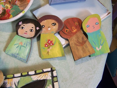 art dolls by Emilyannamarie