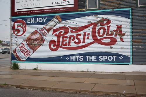 5¢ Pepsi - Toledo by Notkalvin