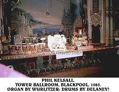 P.Kelsall - Tower concert (gramrfone) Tags: cinema theatre organists