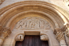 Puerta del Perdn (Juan R. Lascorz) Tags: reinodelen len arteromnico arteromanico arquitecturaromanica arquitecturaromnica architectureromane romanesquearchitecture