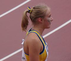 Profil (Anemone Nemorosa) Tags: finnkampen friidrott 200m jonna klasson