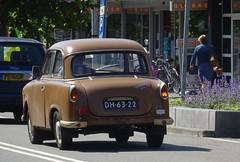 1964 Trabant P60 (peterolthof) Tags: groningen peterolthof dh6322 trabant p60 h d