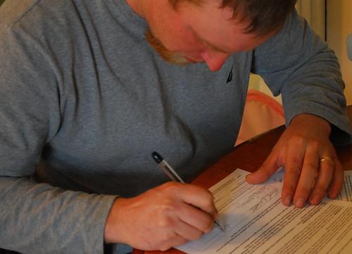signing 016