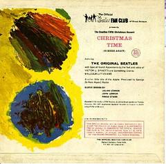 Beatles Christmas Album (LittleJulian'sGuardianAngel) Tags: john paul george evans julian harrison jane circus stones top may sean linda maureen beatles boyd lennon cynthia asher ringo mal mccartney rolling pang starr kenwood pattie sgtpepper