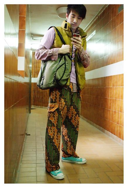 Casual Batik Chic