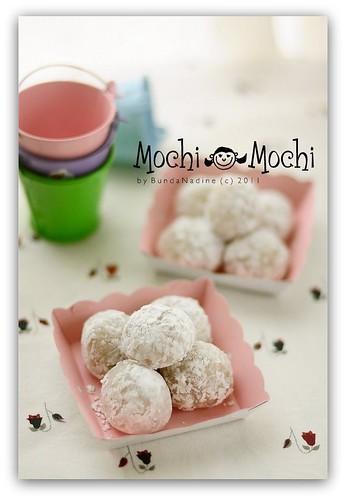 kue mochi