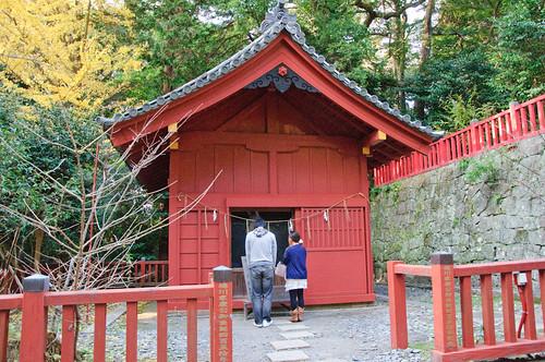 Shinkyu 神厩