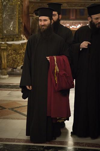 χειροτονία εις ιερέα του π. Γερβασίου Παρακεντέ (2)