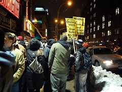Continental Protest, East Village, New York City 2