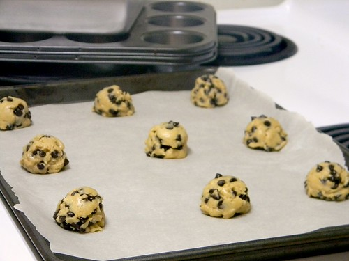 Carrie's Gluten-Free Chocolate Chip Cookies (GFCF) | Z's Cup of Tea
