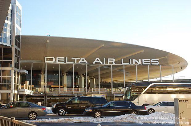 [美國。紐約]甘迺迪國際機場JFK。順利入境美國 (USA美東系列)