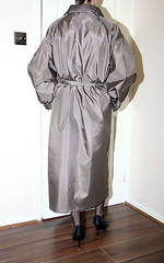nylon mac L (sheerglamour) Tags: fetish mac rubber plastic latex nylon pvc mackintosh