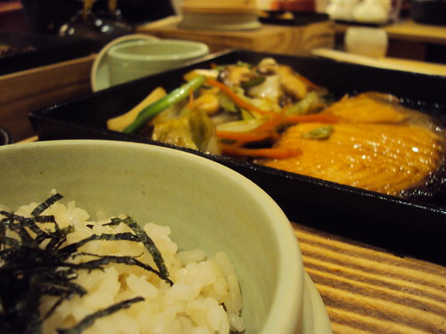 food tasting session at Ministry of Food my izakaya
