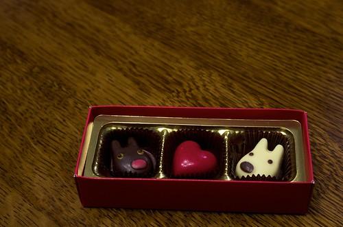 リサとガスパールのトワトモチョコ