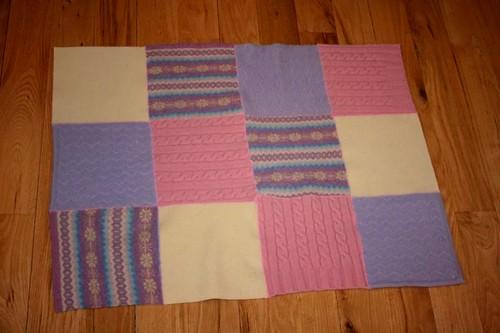 Pastel Wool Rug