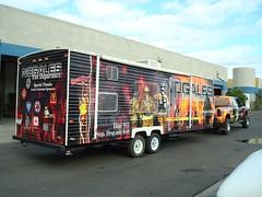 Nogales Fire Department Wrap