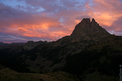 Pic du midi d'Ossau (Sbastien Pignol) Tags: montagne lacs pyrnes ossau ayous