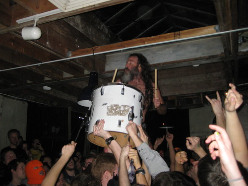 Monotonix at Comet 018