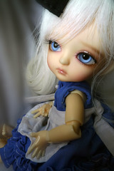 truth. (Xylis) Tags: face up yellow dress circus alice wig aurora miel sour rapunzel lati airee