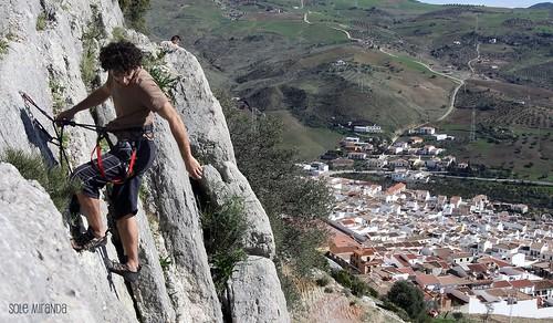 escalando el Valle de Abdalajís1