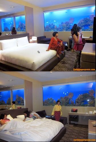 Hotel H2O Executive Aquaroom