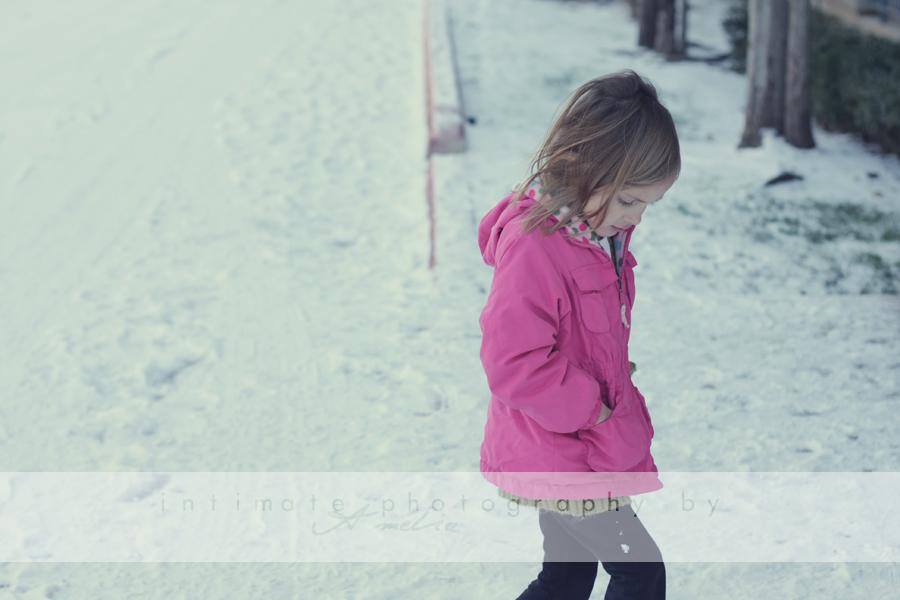 { snow day }
