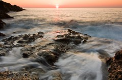 Zaro at Sunset (Rocco V.A.) Tags: longexposure sunset seascape landscape panorami seawaves zaro isoladischia canonef1740f4lusm canoneos450d foriodischia bestcapturesaoi seamotion mygearandme mygearandmepremium mygearandmebronze mygearandmesilver mygearandmegold
