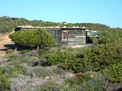La maison du pirate au N de Mucchju Biancu