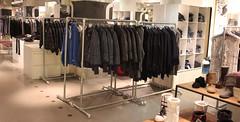 Paris Clothing Racks & Structures
