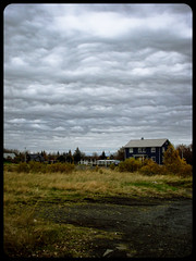 Selfoss, Iceland (Nate Oxenfeld) Tags: sky house storm ecology clouds iceland community nate eco sustainable ecovillage sustainability villager icelandic selfoss uncw slheimar solheimar uncwilmington oxenfeld nateoxenfeld ecovillager selfossiceland