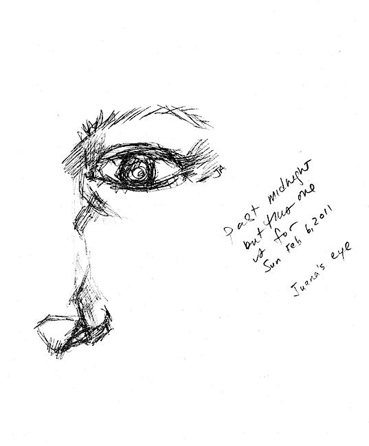 Juana's Eye