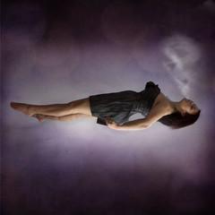 113/365 silent hymm (Caitlyn Penke) Tags: selfportrait texture girl self silent purple bokeh who song floating doctor doctorwho 365 caitlyn eternal selfie levitate hymm penke