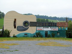 World's Largest Guitar