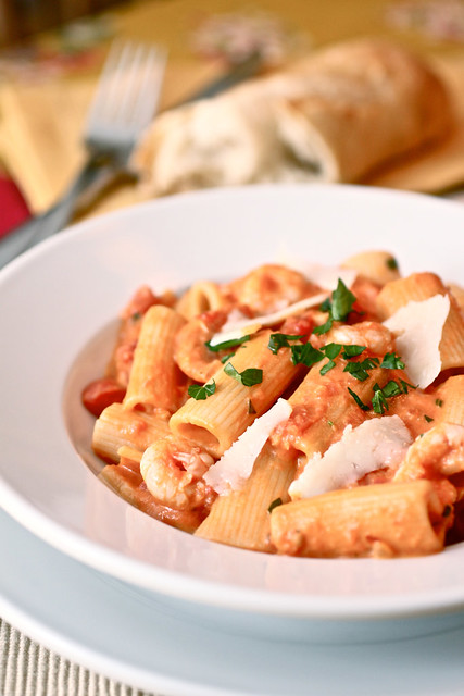 Back Pocket Meals: Penne alla Vodka
