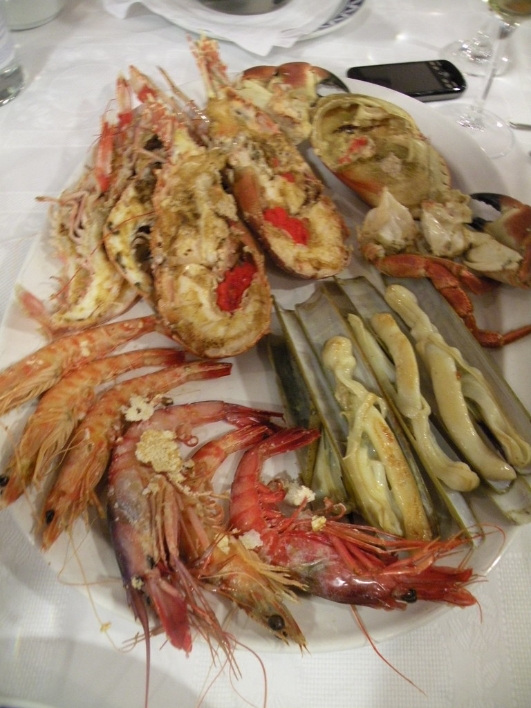 Seafood research paper