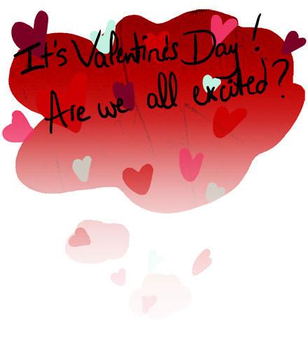 valentines yeay