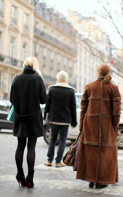 Paris e o quão prosaico pode ser um vislumbre de estilo