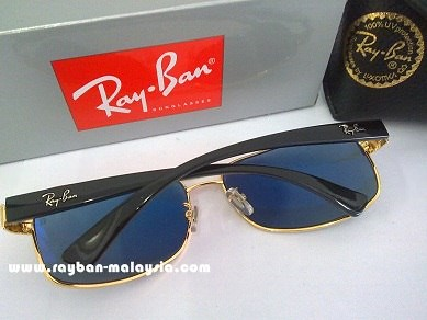 RB 3379 Gold Polarized 3