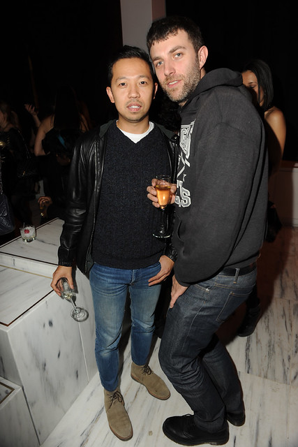 Alexander Wang Flagship Celebration