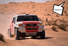 Toyota Team - Second round ( Khaled albakr ~) Tags: eye hail canon nikon rally ii 7d 5d 50 70200  d3   500d  2011  d90    550d d80        450d    d3x    d3000   d3s      d300s d7000