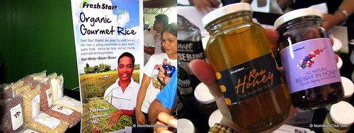 Fresh Start Organic Gourmet Rice & Raw Honey