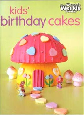 The new Birthday Cake Book