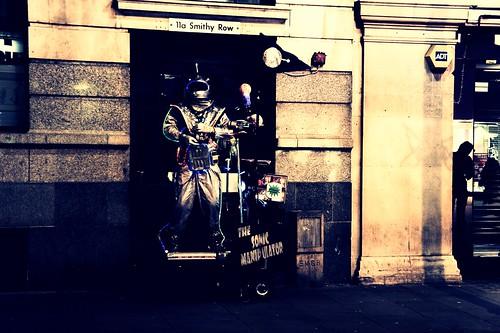 Robo singer