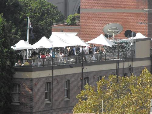 Glenmore Hotel Rooftop bar sydney